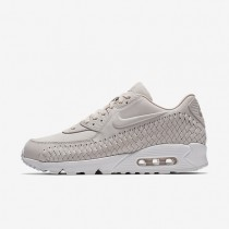 Nike Air Max 90 Woven Phantom/White/Phantom Mens Shoes