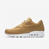 Nike Air Max 90 Woven Vachetta Tan/White/Vachetta Tan Mens Shoes