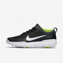 Nike FI Premiere Black/Volt/White Mens Golf Shoes