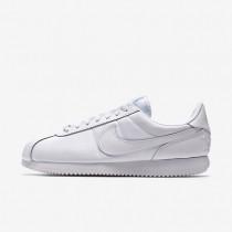 Nike Cortez Basic 1972 QS White/White/White Mens Shoes