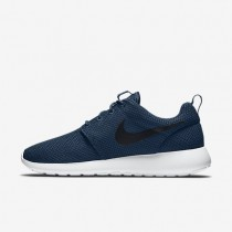 Nike Roshe One Midnight Navy/White/Black Mens Shoes