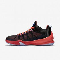 Jordan CP3.VIII AE Black/Sport Red/Pink Pow/Game Royal Mens Basketball Shoes