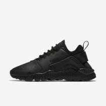 Nike Beautiful x Air Huarache Ultra Premium Black/Black Womens Shoes