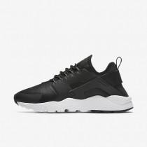 Nike Air Huarache Ultra Premium Black/White/Dark Grey Womens Shoes