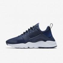 Nike Air Huarache Ultra Premium Midnight Navy/Blue Tint/Ocean Fog Womens Shoes