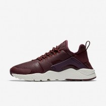 Nike Air Huarache Ultra Premium Night Maroon/Red/Maroon Womens Shoes