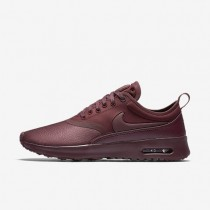 Nike Air Max Thea Ultra Premium Night Maroon/Red/Maroon Womens Shoes