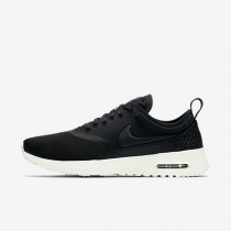 Nike Air Max Thea Ultra Premium Black/Ivory/Black Womens Shoes