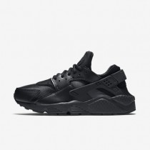 Nike Air Huarache Black/Black Womens Shoes
