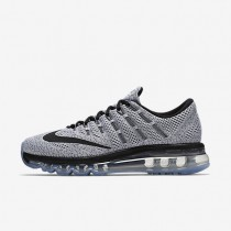 Nike Air Max 2016 White/Black Womens Running Shoes