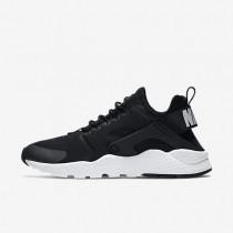 Nike Air Huarache Ultra Black/White Womens Shoes