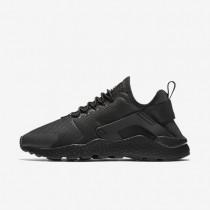 Nike Air Huarache Ultra Black/Black Womens Shoes