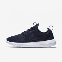 Nike Roshe Two Midnight Navy/Midnight Navy/White/Midnight Navy Womens Shoes