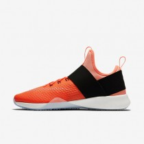 Nike Air Zoom Strong Bright Mango/Black/Total Crimson/Summit White Womens Training Shoes