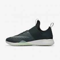 Nike Air Zoom Strong Seaweed/Black/Green Glow/Summit White Womens Training Shoes