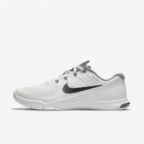 Nike Metcon 2 Summit White/Metallic Pewter Womens Training Shoes