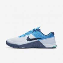 Nike Metcon 2 Blue Tint/Blue Glow/Green Glow/Squadron Blue Womens Training Shoes