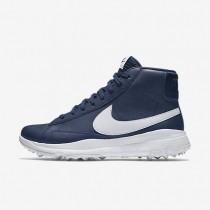 Nike Blazer Midnight Navy/White Womens Golf Shoes