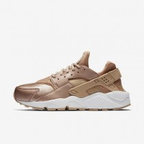 Nike Air Huarache SE Metallic Red Bronze/Summit White/Elm Womens Shoes