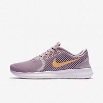 Nike Free RN CMTR Plum Fog/Purple Smoke/Purple Dynasty/Peach Cream Womens Running Shoes