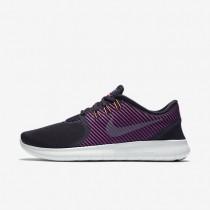 Nike Free RN CMTR Purple Dynasty/Bright Grape/Bright Mango/Daybreak Womens Running Shoes
