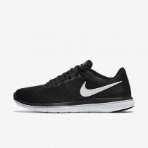 Nike Flex 2016 RN Black/Cool Grey/White Womens Running Shoes