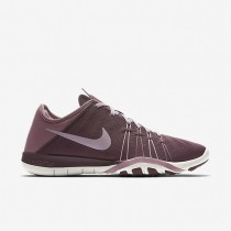 Nike Free TR 6 Purple Shade/Bleached Lilac/Plum Fog Womens Training Shoes