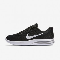Nike LunarGlide 8 Black/Anthracite/White Womens Running Shoes