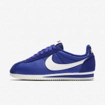 Nike Classic Cortez Textile Concord/Sail Womens Shoes