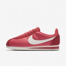 Nike Classic Cortez Textile Ember Glow/Sail Womens Shoes
