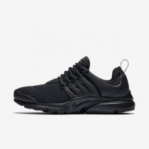 Nike Air Presto Black/Black/White/Black Womens Shoes