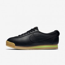 Nike Cortez 72 Black/Balsa/Gum Yellow Womens Shoes