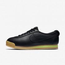 Nike Cortez 72 Black/Balsa/Gum Yellow Womens Shoes