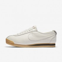 Nike Cortez 72 Sail/Balsa/Gum Yellow Womens Shoes