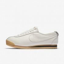 Nike Cortez 72 Sail/Balsa/Gum Yellow Womens Shoes