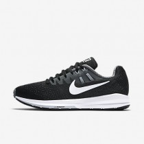 Nike Air Zoom Structure 20 Black/Cool Grey/Pure Platinum/White Womens Running Shoes
