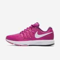 Nike Air Zoom Vomero 11 Fire Pink/Bright Grape/Black/White Womens Running Shoes
