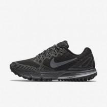Nike Air Zoom Wildhorse 3 Black/Wolf Grey/Cool Grey/Dark Grey Womens Running Shoes
