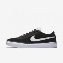 Nike SB Bruin Hyperfeel Black/White/White Mens Skateboarding Shoes