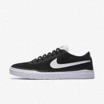 Nike SB Bruin Hyperfeel Black/White/White Mens Skateboarding Shoes
