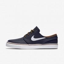 Nike SB Zoom Stefan Janoski OG Obsidian/Rustic/White/White Mens Skateboarding Shoes