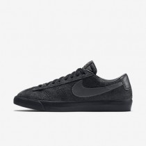 Nike SB Blazer Low GT Black/Anthracite Mens Skateboarding Shoes