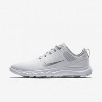 Nike FI Impact 2 White/Pure Platinum/Bright Crimson/Metallic Silver Womens Golf Shoes