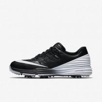 Nike Lunar Control 4 Black/Wolf Grey/White Womens Golf Shoes