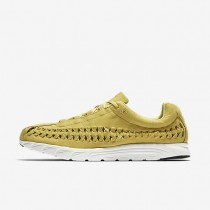 Nike Mayfly Woven Celery/Summit White/Black Mens Shoes