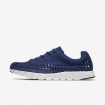 Nike Mayfly Woven Coastal Blue/Off-White/Black Mens Shoes
