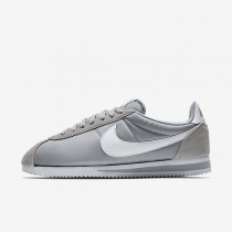 Nike Classic Cortez NY Wolf Grey/White unisex Shoes