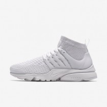Nike Air Presto Ultra Flyknit White/White Womens Shoes