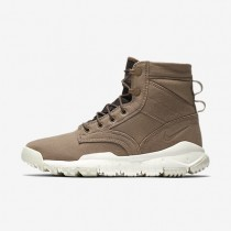 "Nike SFB 6"" Canvas Gum Dark Brown/Sail/Gum Dark Brown Womens boot Shoes"