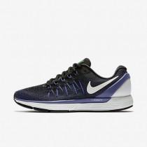 Nike Air Zoom Odyssey 2 Black/Green Glow/Bluecap/Summit White Womens Running Shoes